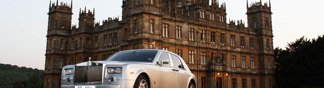 Rolls Royce at Castle